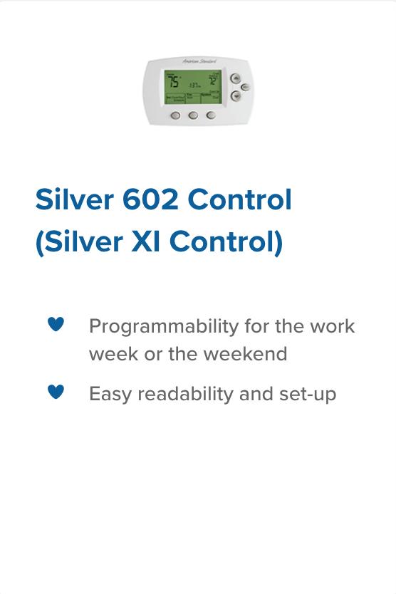 Silver 602 Control
