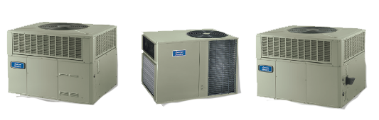 Silver packaged series barrett heating and ac