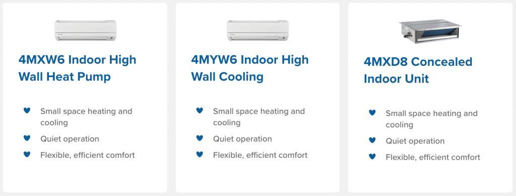 ductless indoor units barrett