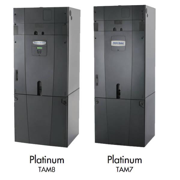 platinum air handlers barrett ac