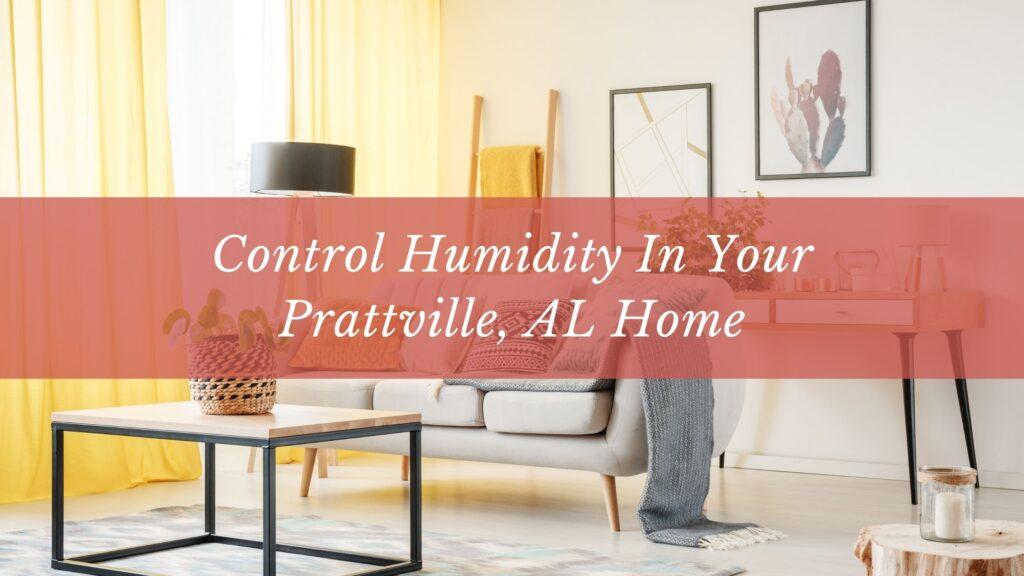 Control Humidity