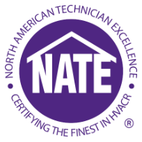 NATE Certified Barrett Heating and Cooling